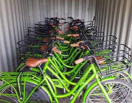 IXAS-fietsen